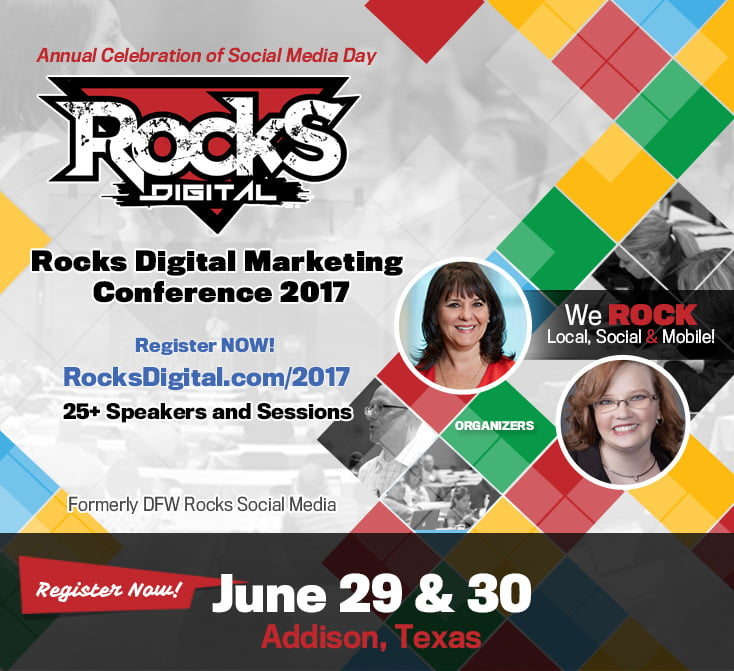 Offsite Conference Hotel for Rocks Digital Marketing Conference 2017
