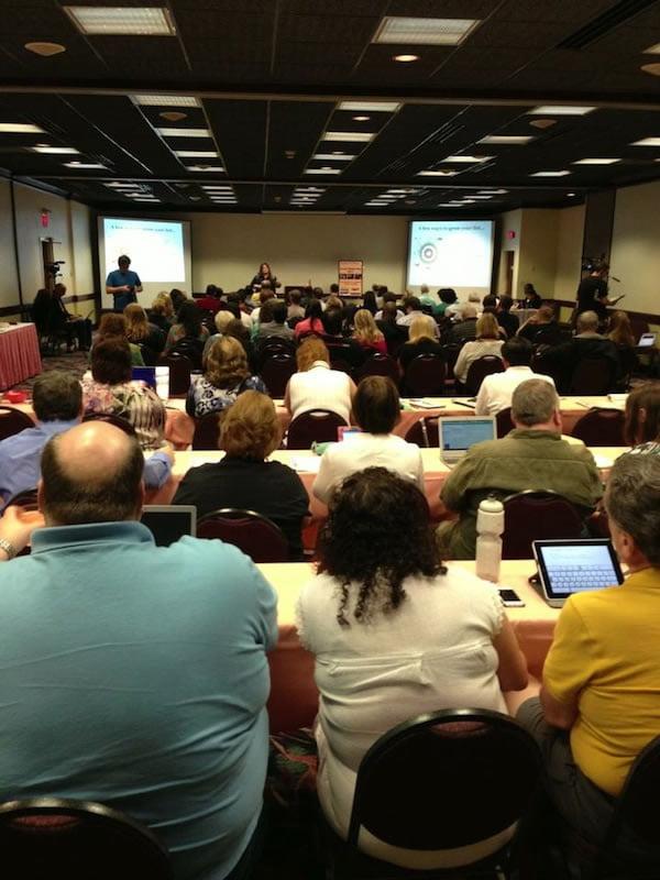 Photos from Sunday's DFW Rocks Social Media Sessions
