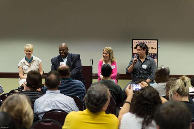 DFW Rocks Social Media Conference Q & A Expert Panel