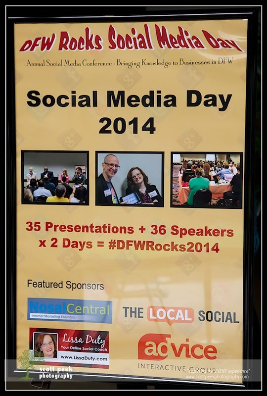 DFW Rocks Social Media Conference – Name that Speaker!