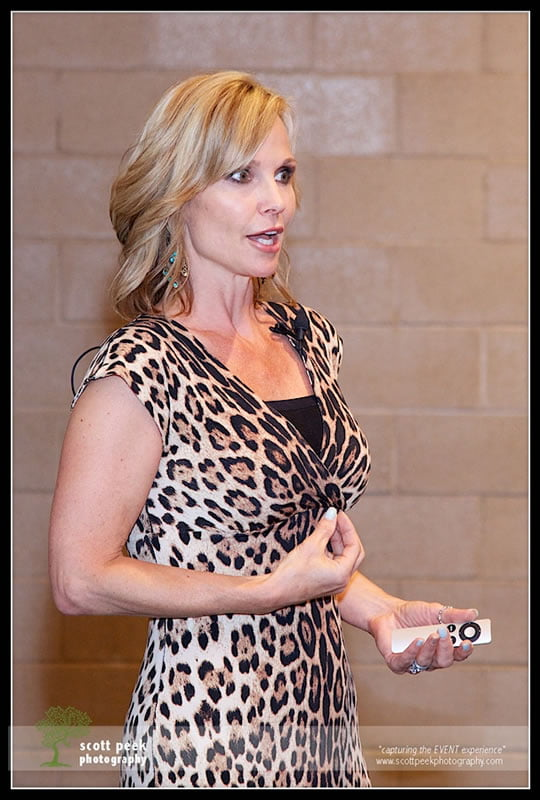 Dallas Social Media Conference, Sandra Dee Robinson