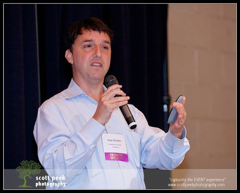 DFW Rocks Social Media announces Neal Schaffer is coming to Dallas!