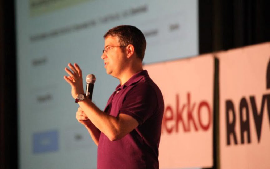Matt Cutts at PubCon 2012