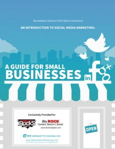 Rocks Digital eBook - An Introduction to Social Media Marketing: A Guide for Small Businesses