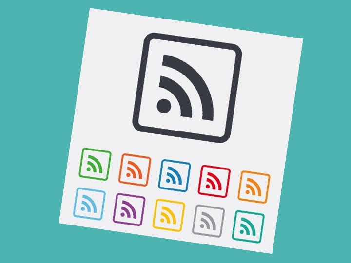 How to setup an RSS feed
