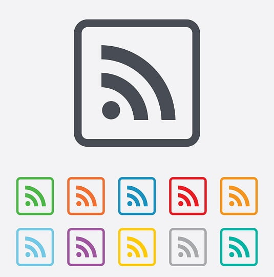How to set up RSS feeds