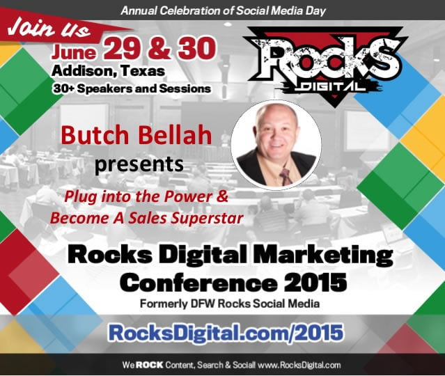 Butch Bellah, Sales Expert, To Speak on Being a Sales Superstar