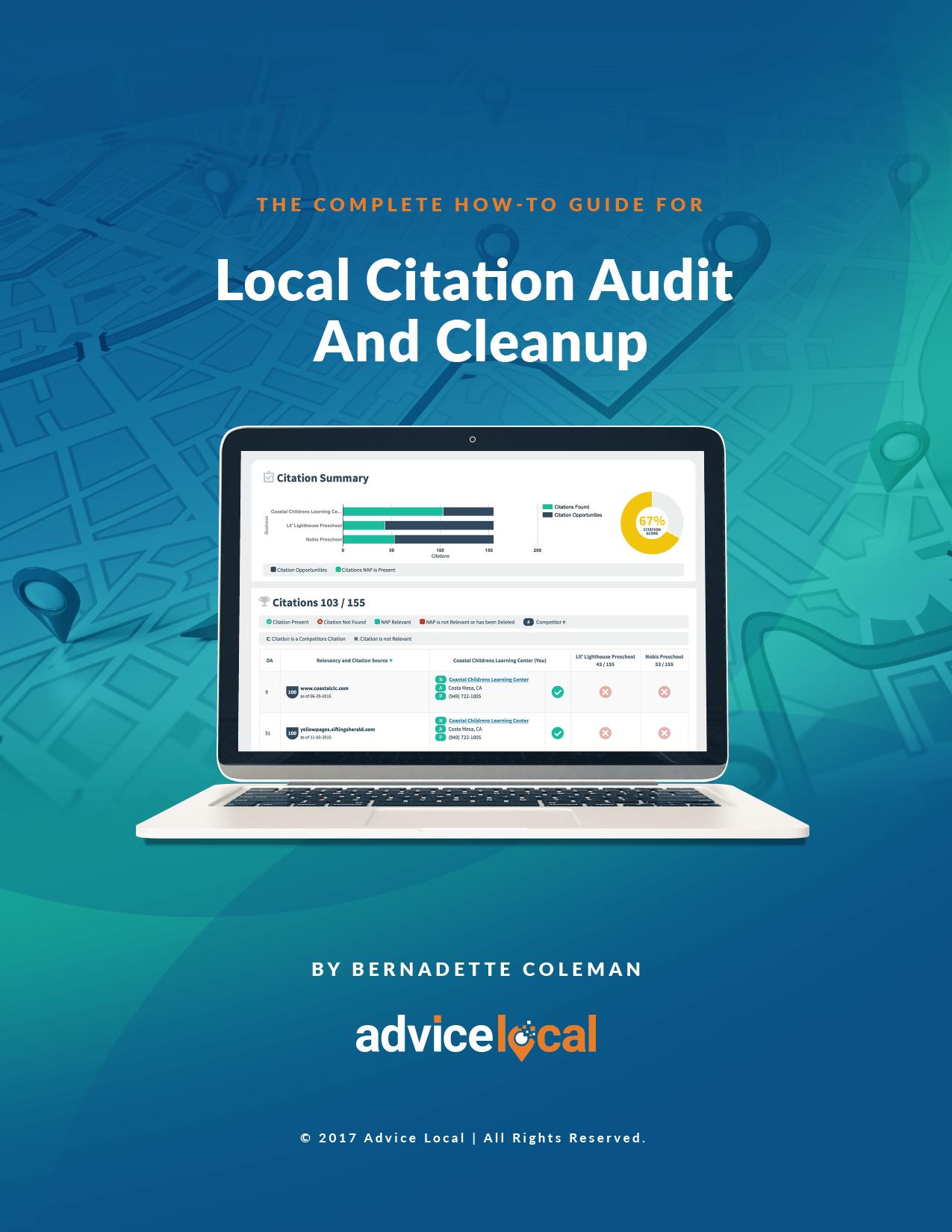 Local Citation Audit Guide