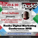Brian Sullivan, Slideshare Expert to Speak at Digital Marketing Conference in Dallas