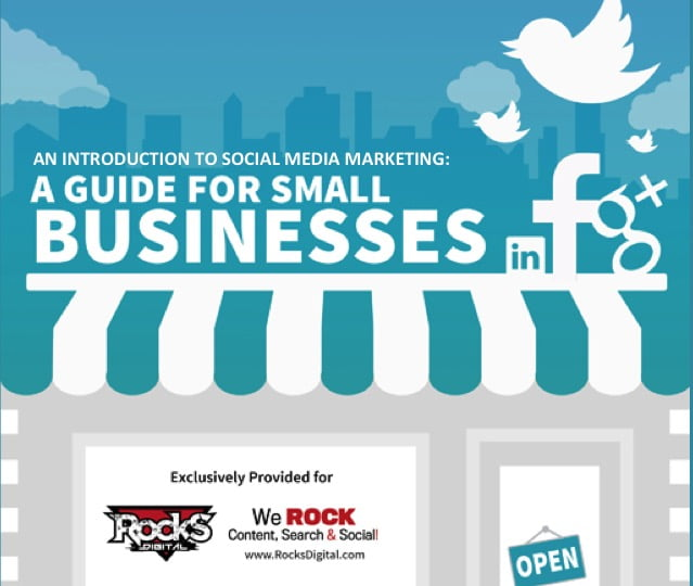 An Introduction to Social Media Marketing eBook