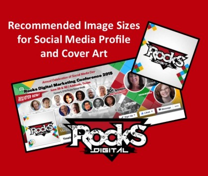 Social Media Profile and Cover Image Sizes