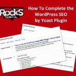 How To WordPress SEO Yoast Plugin