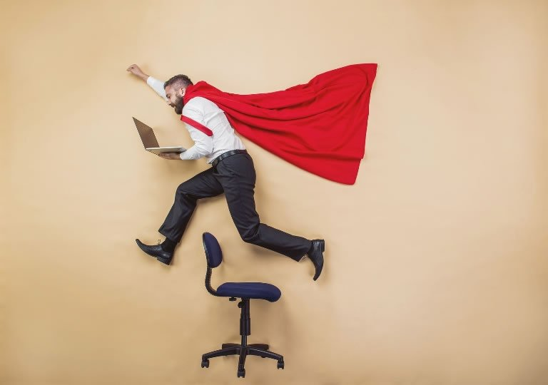 How To Become a Content Marketing Superhero