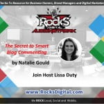 Learn the Secret to Smart Blog Commenting