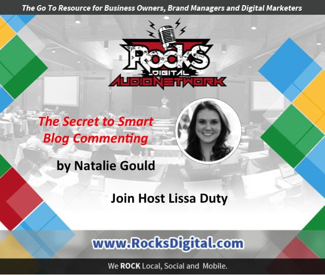 Smart Blog Commenting [Audio]