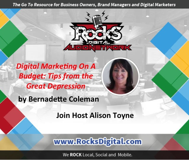 Digital Marketing On A Budget [Audio]