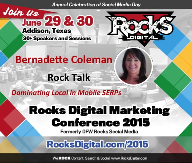 Bernadette Coleman, Queen of Local SEO to Speak at Digital Marketing Conference