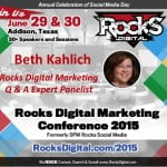 Beth Kahlich, Rocks Digital Marketing SEO Expert Panelist