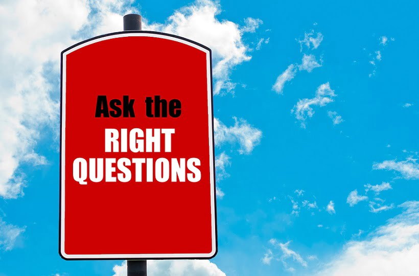 Ask The Right Questions for Business