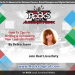 How To Tips for Writing & Optimizing Your LinkedIn Profile - Debra Jason