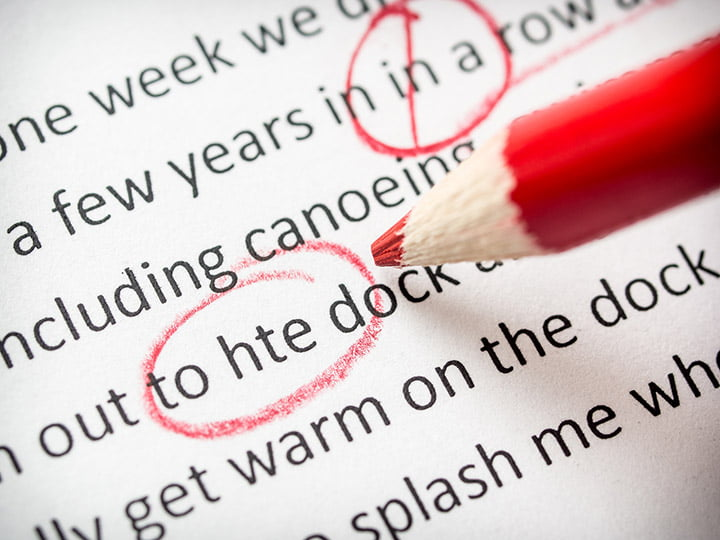 5 Editing Tips to Take Your Written Words to Wow!