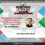 Facebook Live Streaming Video Audio
