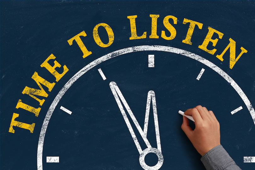 Why 'Listening' To Your Customers Works