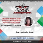 Improve Website Load Time