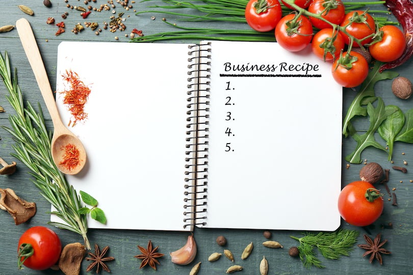 Business Success Recipe for 2016