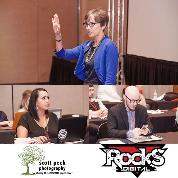 Marketing Hacks for Non-Marketers by Amy Kinnaird – Rocks Digital 2016 Live Blog