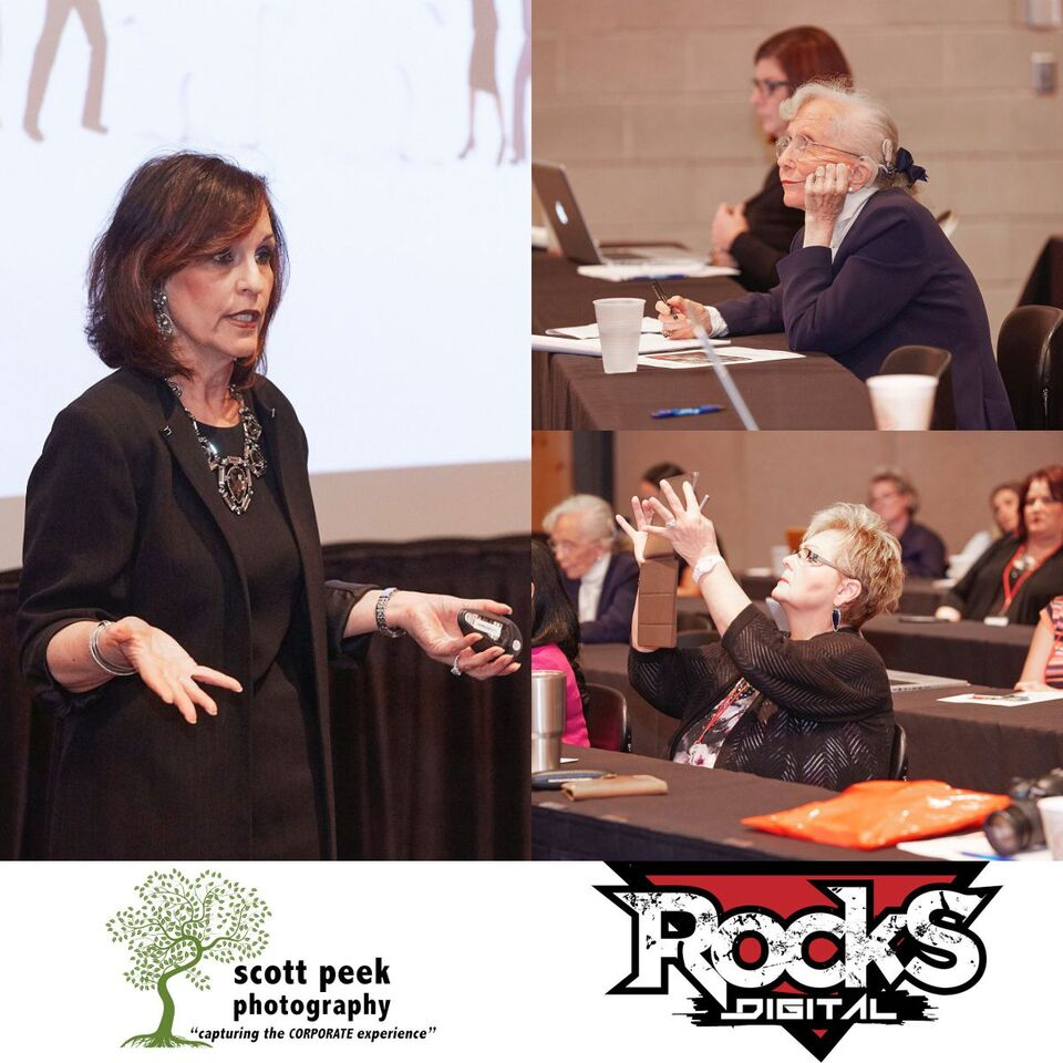 Judy Hoberman, Sales, Rocks Digital Marketing Conference Dallas 2016