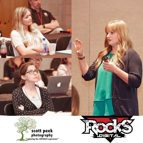 7 Tips to Maximize Engagement on Social Media for Brands at Rocks Digital 2016 – Live Blog
