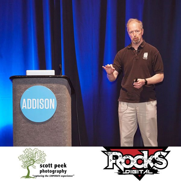 Eric Enge, Keynote Speaker at Rocks Digital Marketing Conference