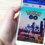 Mobile Gaming Pokemon Go