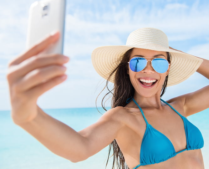Selfies and Self-Esteem: Using Social to Reach Your Goals