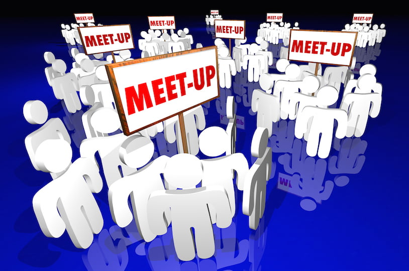Meetup Groups Network