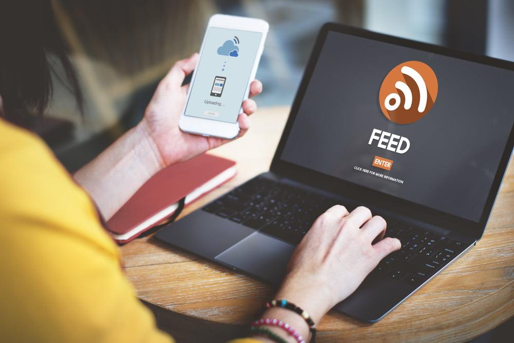 How to setup an RSS feed
