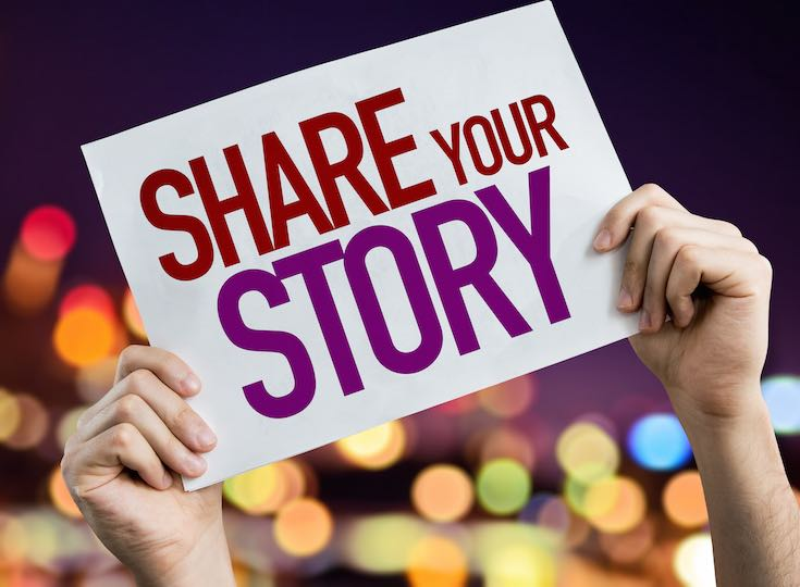 Your Business Relationship: Tell Your Story, Don't Just Sell Your Stuff