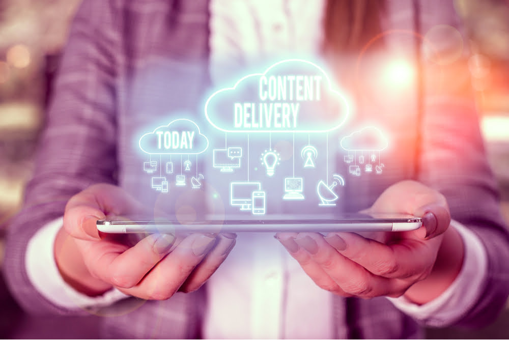 Monitoring content distribution
