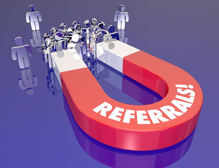 Increase Your Referrals