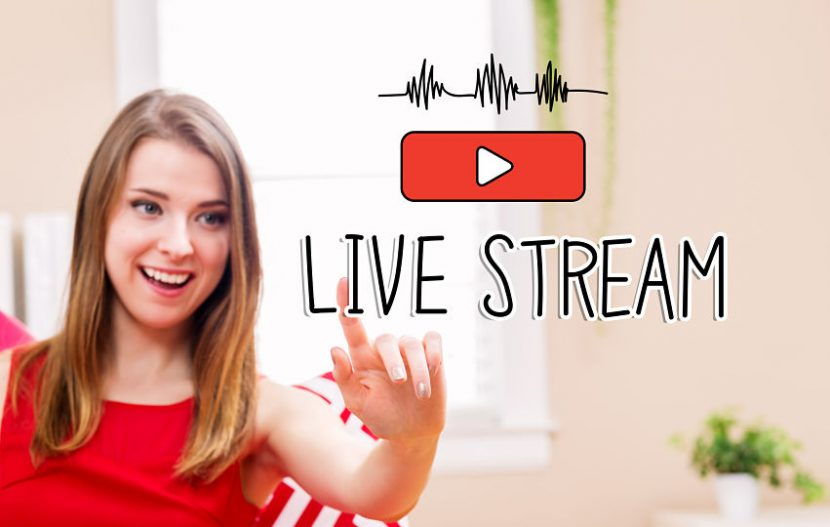 Fall in Love with Live Streaming