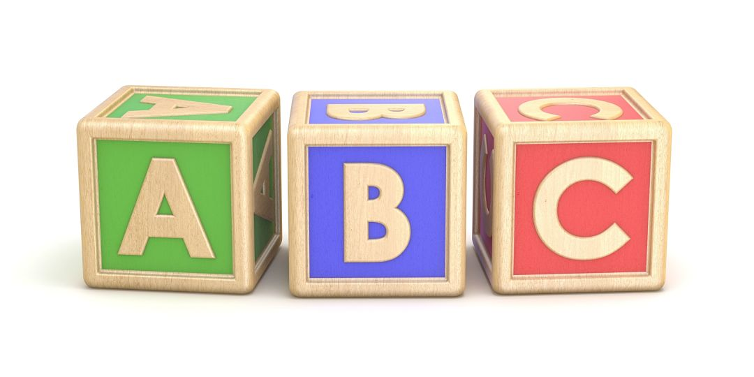 ABCs of Website Content