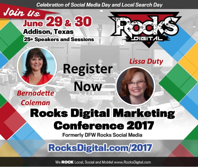 We're Ready to ROCK Digital Marketing in Dallas! Are You?