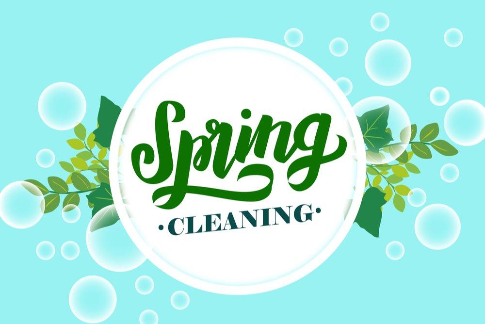 Spring Clean Online Presence