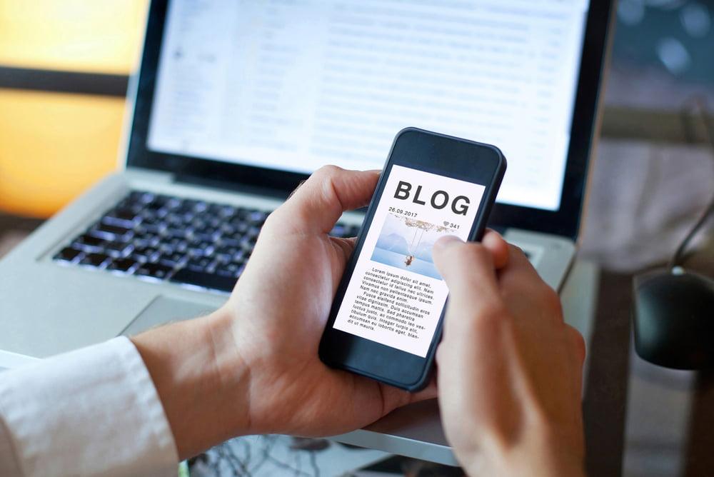 Tips for Mobile Blog
