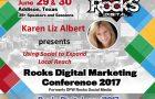 Social Media Strategist, Karen Liz Albert, to Present on Using Social for Local at #RocksDigital 2017