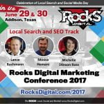 Local Search SEO Track 2017