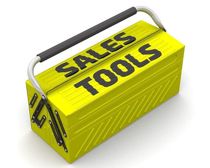 What's In Your Sales Toolkit?