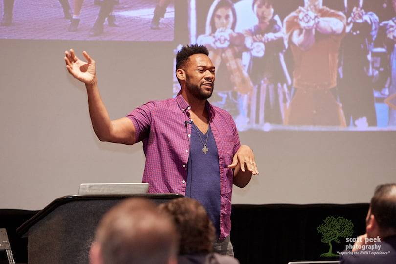 DeAndre Upshaw, Video Storytelling Expert