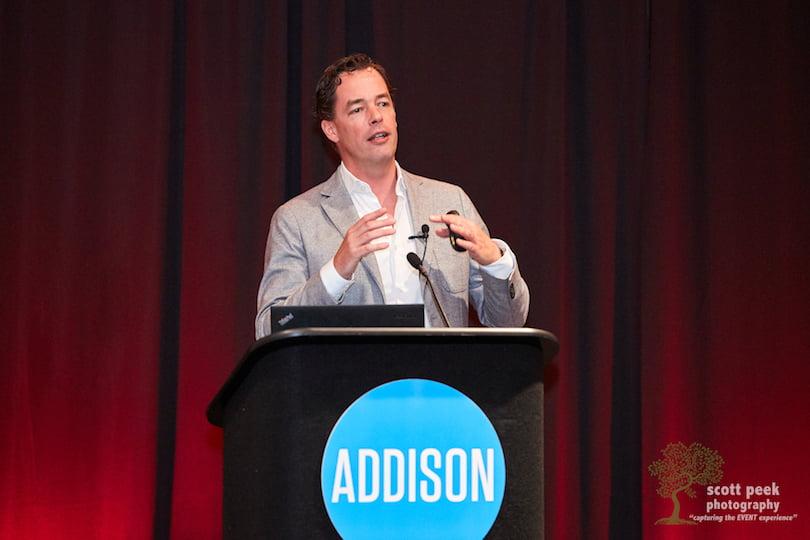 Lex ten Veen, CEO of Navads at Rocks Digital 2017
